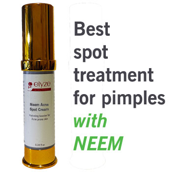 Best spot treatment for pimples
