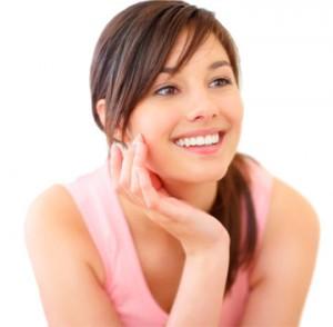 Aloe vera gel for acne