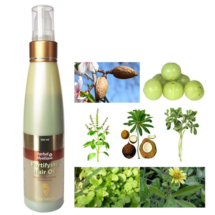 Hair Growth Oil to stop hair loss